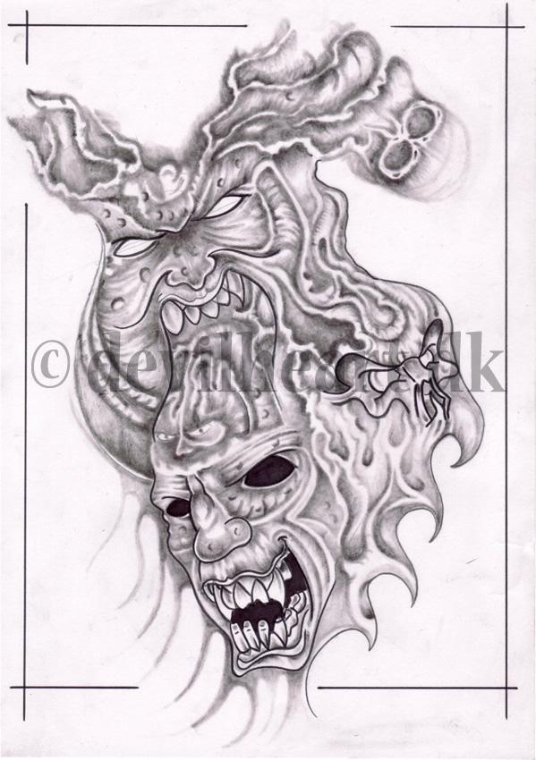 DevilHeart Tattoo &169 Kim Nejrup